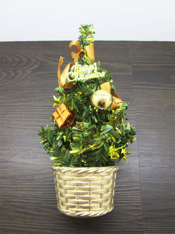 クリスマスツリー(ミニ)中身