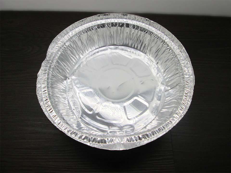 アルミの皿