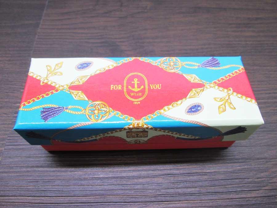 トリュフボックス 3個用 パッケージ