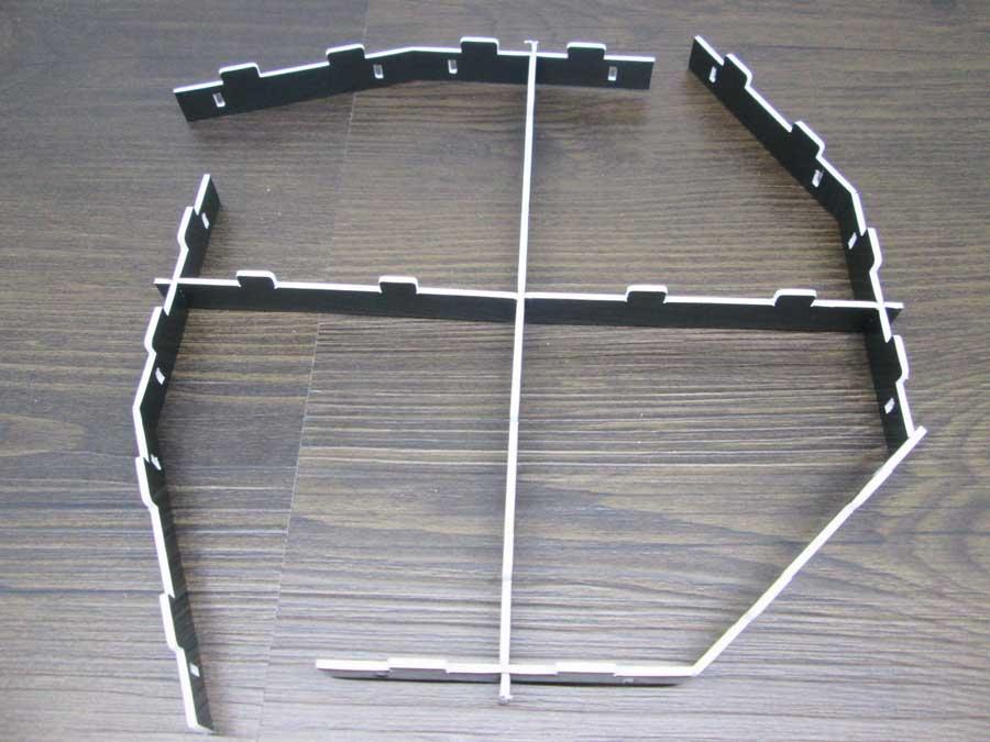 3Dパズル 土台2