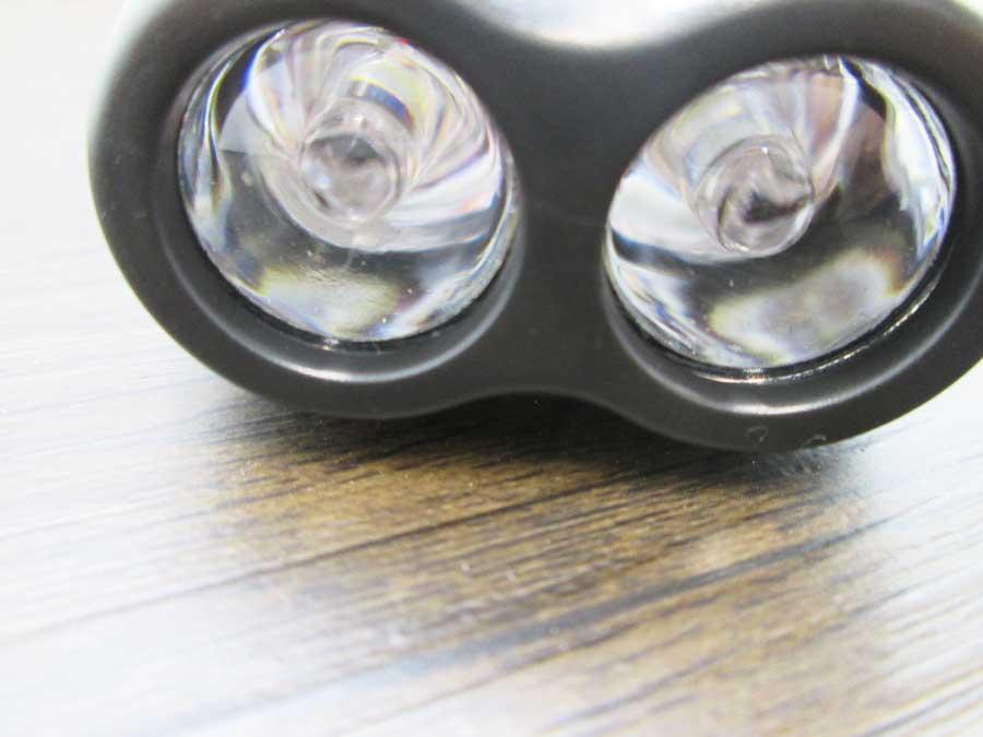手動発電2LEDライト LED