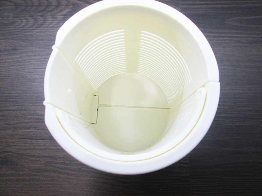 排水口 フィルター 上