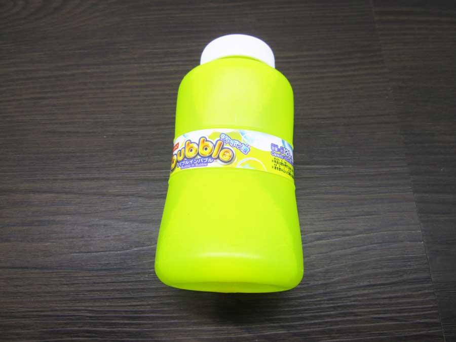 バブルインバブル シャボン液