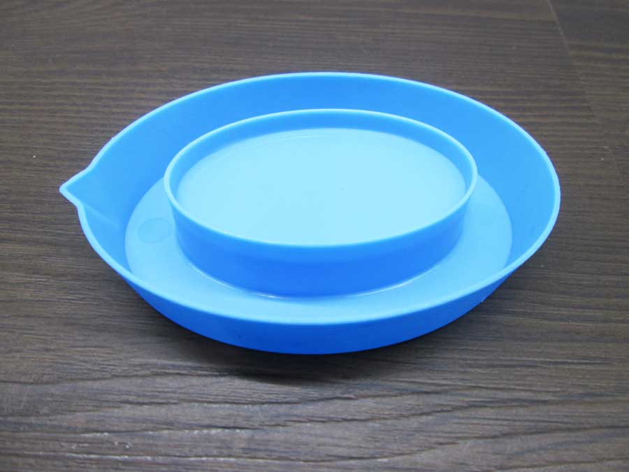 バブルインバブル 皿