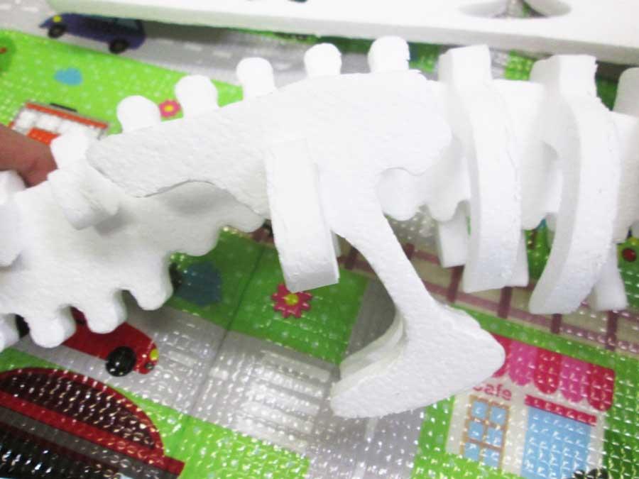 恐竜工作キット パーツ16
