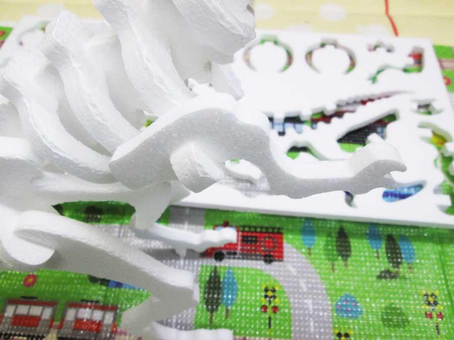恐竜工作キット パーツ19