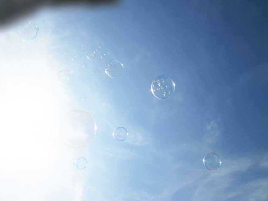 バブルインバブル シャボン玉3