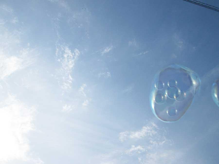 バブルインバブル シャボン玉8