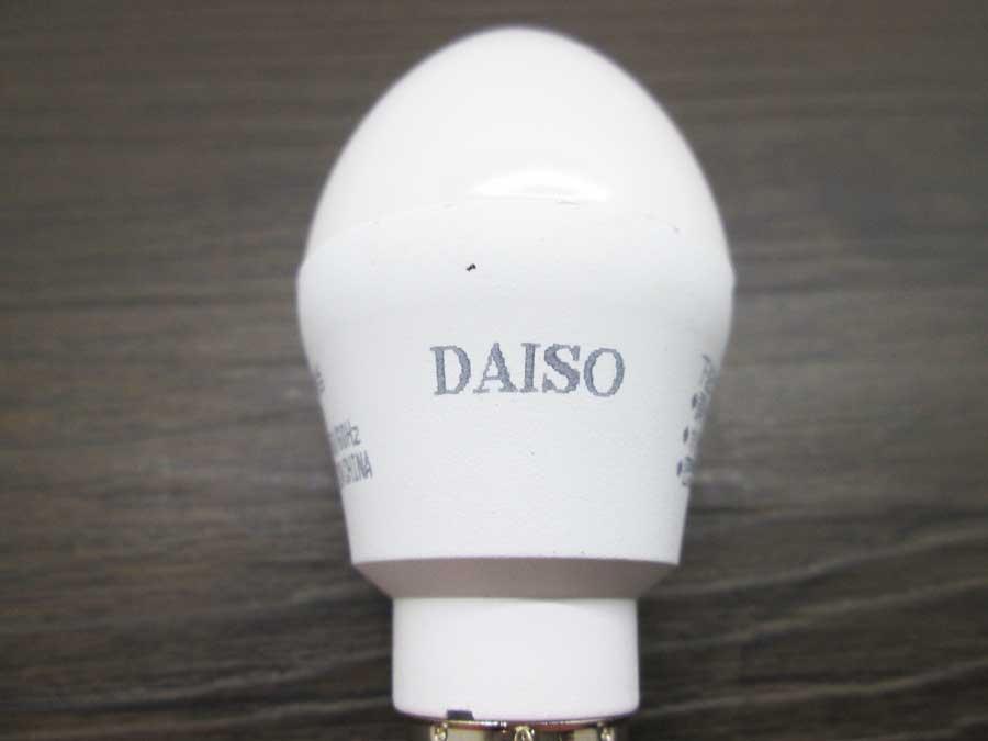 LEDミニ電球40W 本体 アップ2