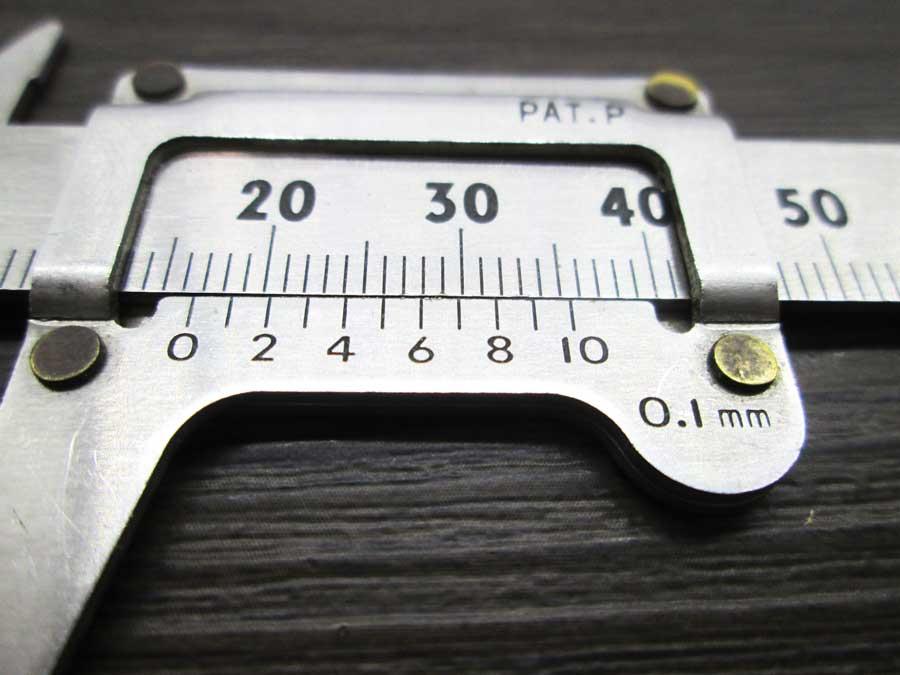 LEDミニ電球40W 本体 寸法2