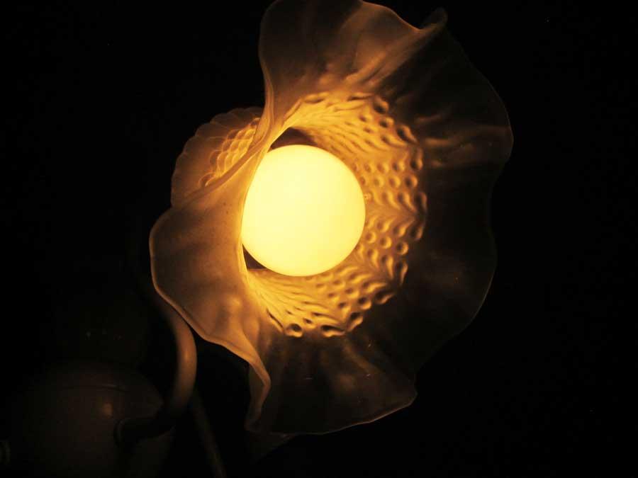 LEDミニ電球40W 既存電球1