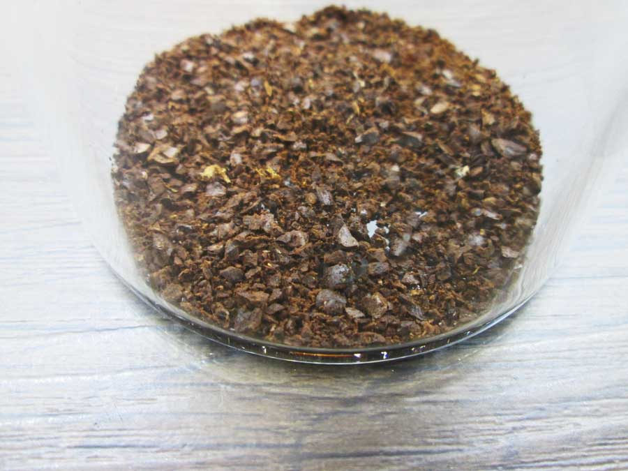 コーヒーミル 挽く 粗挽き