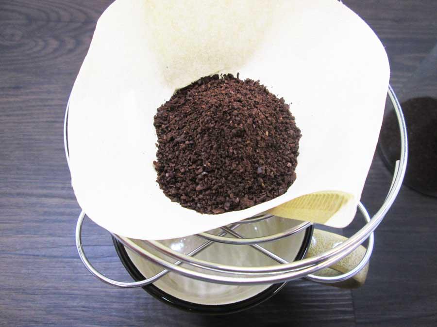 コーヒーミル ドリッパー6