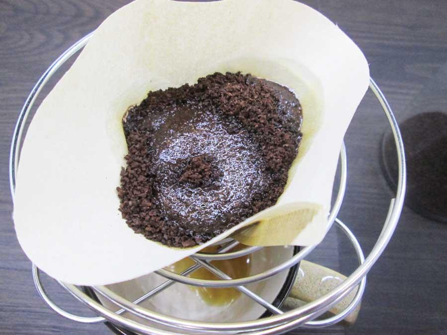 コーヒーミル ドリッパー8