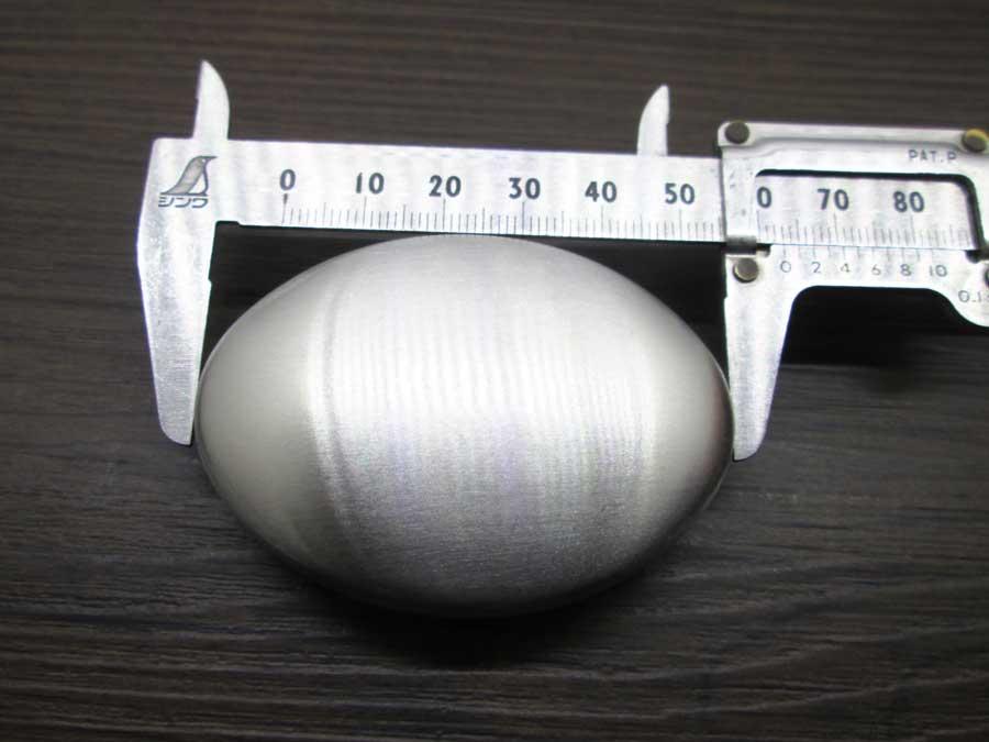 ステンレスソープ 横寸法
