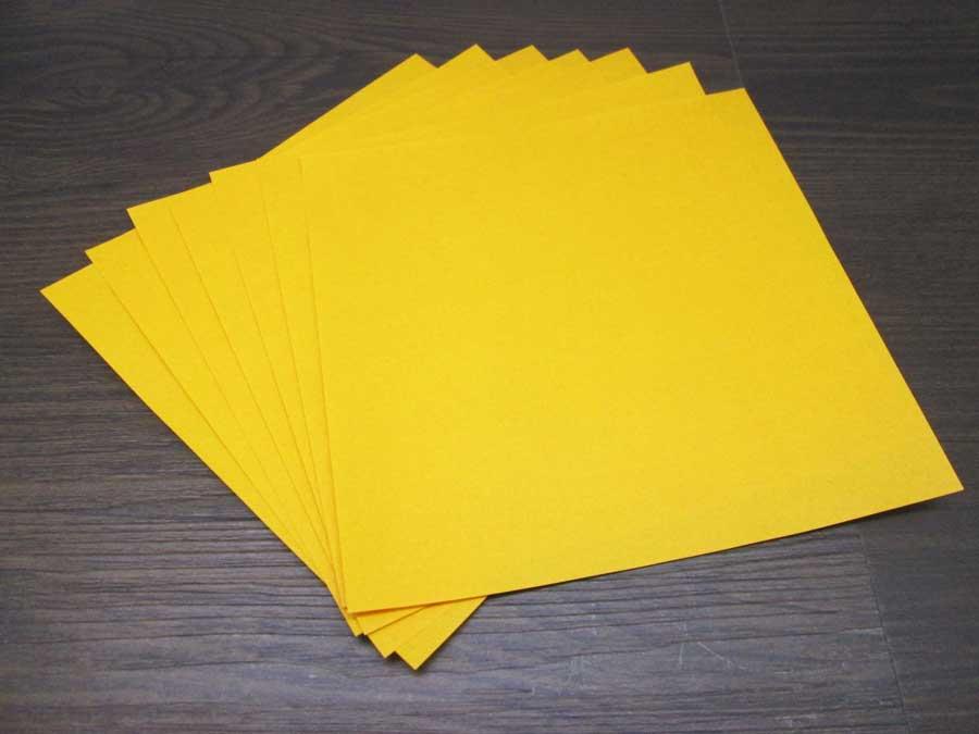 恐竜折り紙 折り紙 茶色