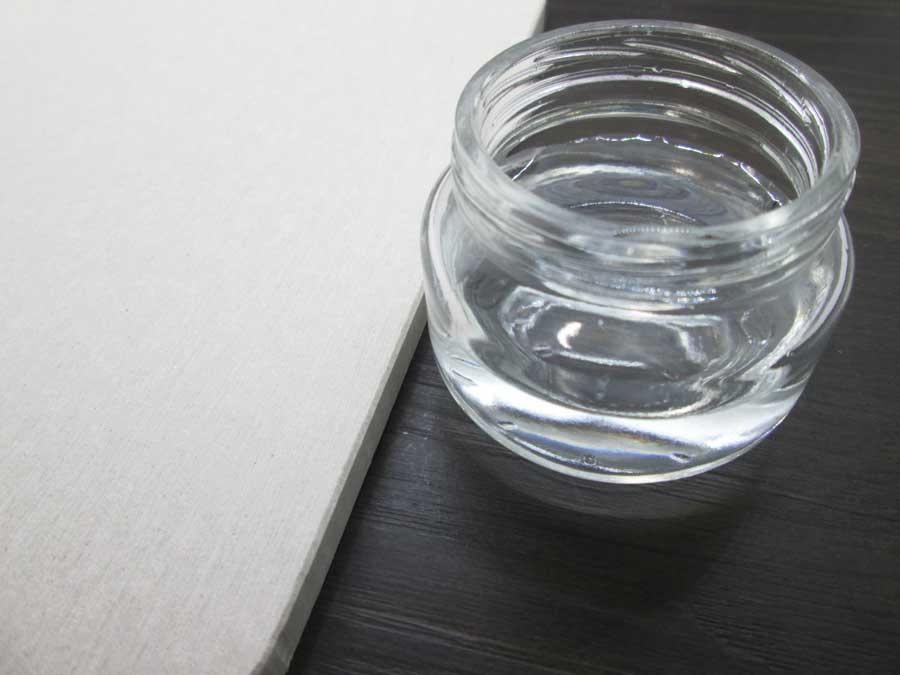 珪藻土水切りマット 吸水性1