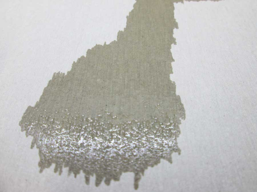 珪藻土水切りマット 吸水性3