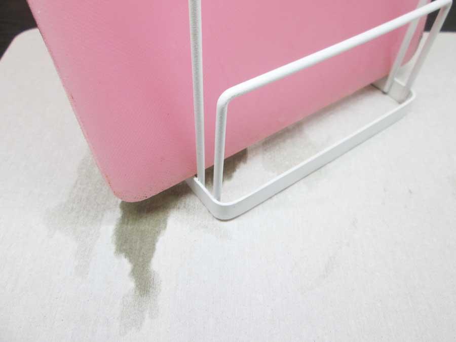 珪藻土水切りマット まな板 吸水性1