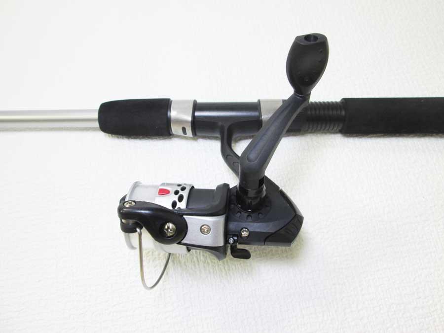 釣り竿 リールセット 釣り竿5