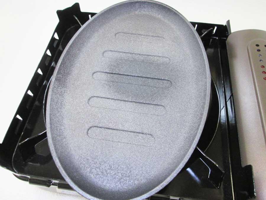 ラージステーキプレート シーズニング7