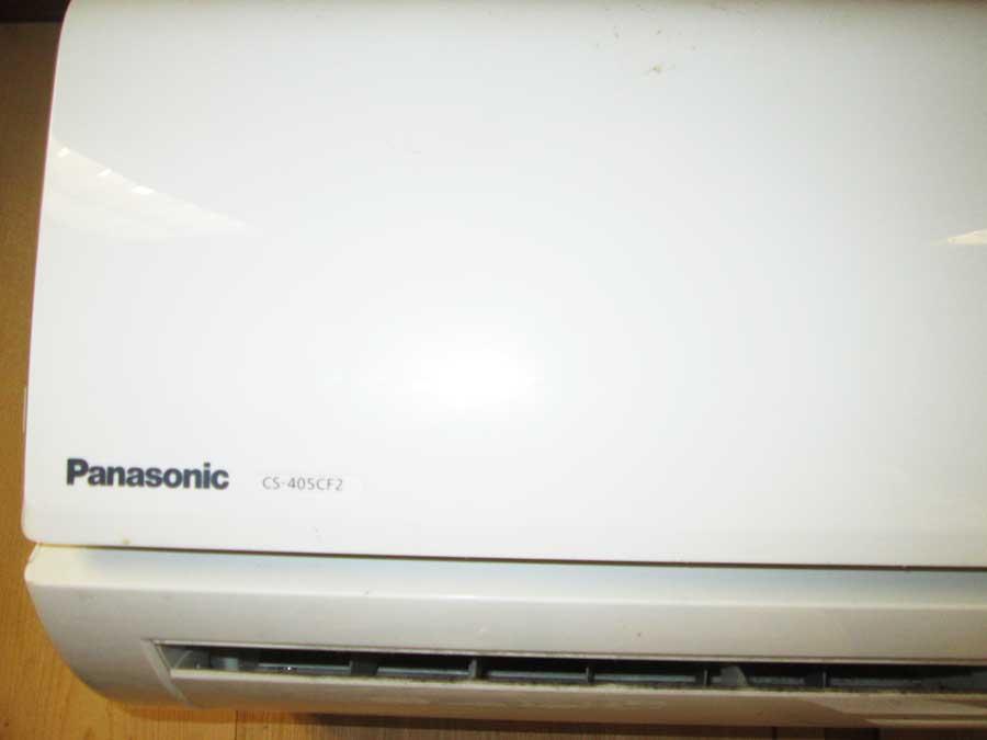 エアコン クリーナー Panasonicエアコン