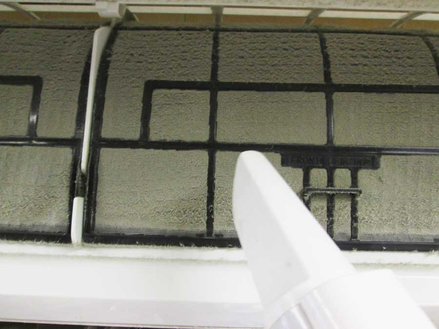 エアコン クリーナー エアコンフィルター2