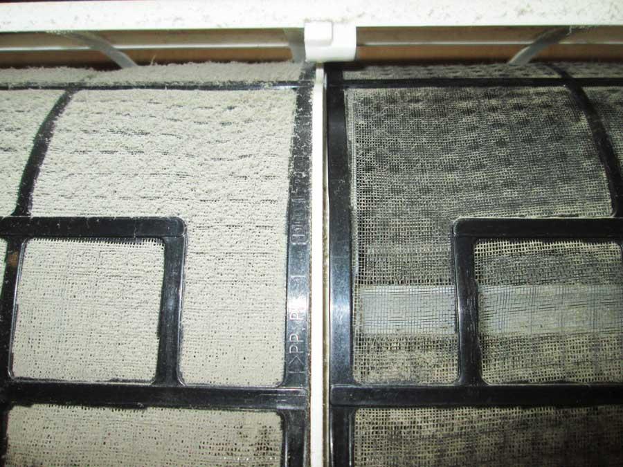エアコン クリーナー エアコンフィルター4