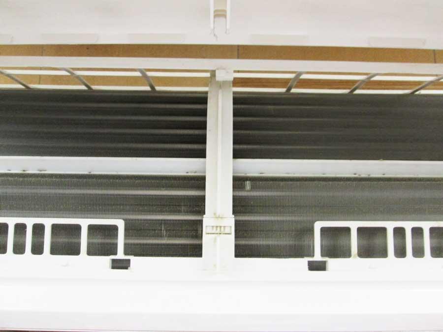 エアコン クリーナー 熱交換器