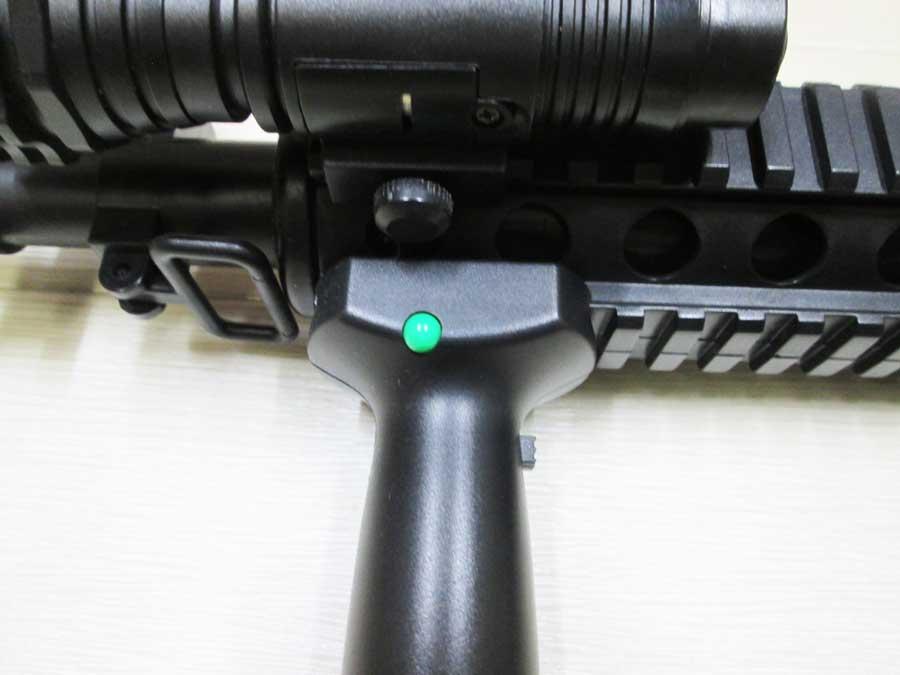 水鉄砲修理 エアガン M4セット2