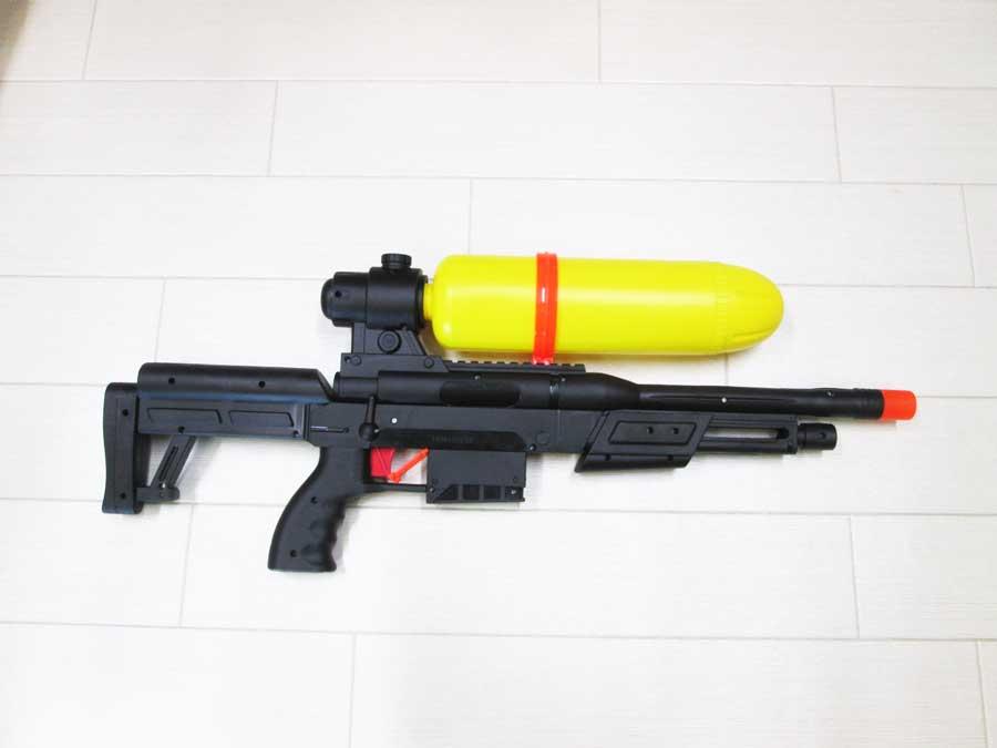 2020ライフル型水鉄砲 右向き