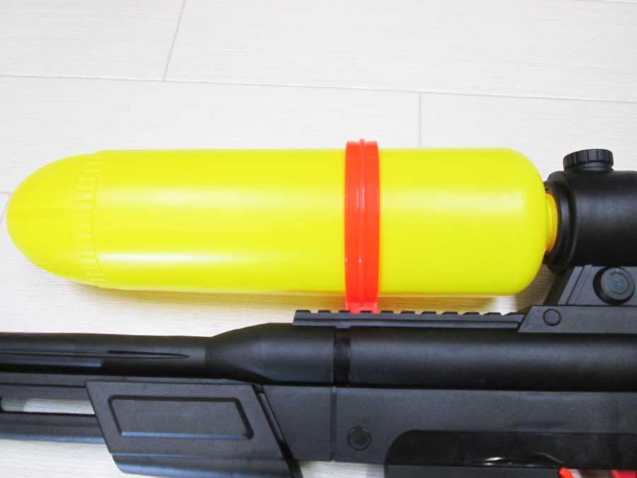 2020ライフル型水鉄砲 本体アップ2