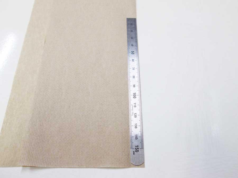ペーパータオルマスク 折り方4