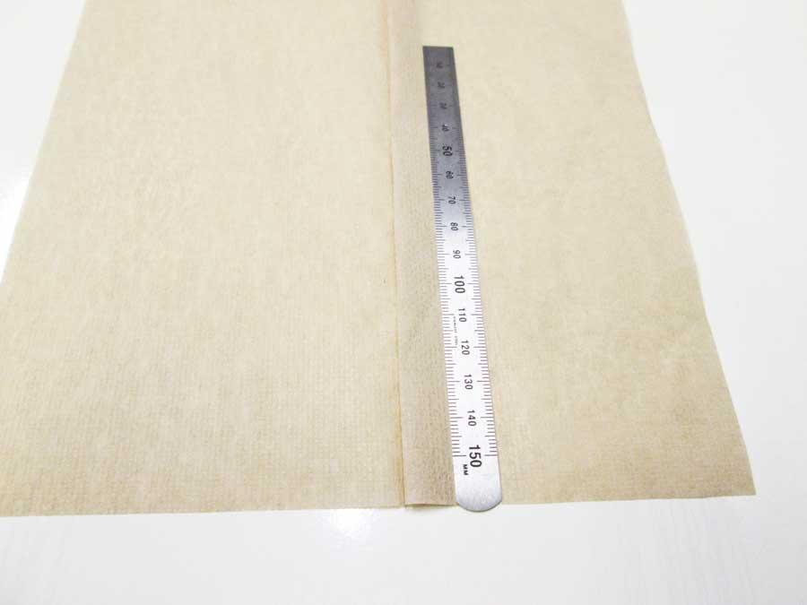 ペーパータオルマスク 折り方6