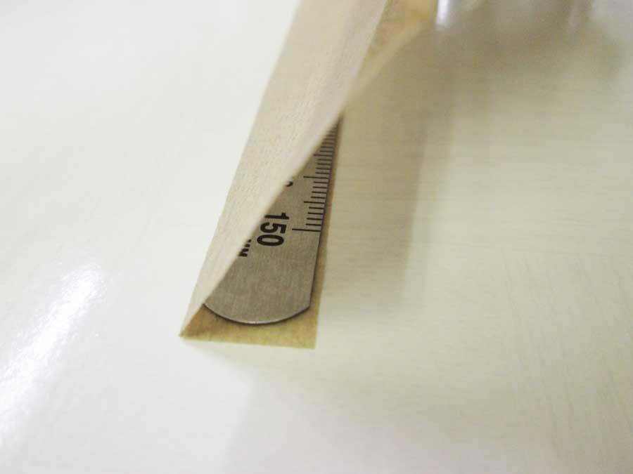 ペーパータオルマスク 折り方12