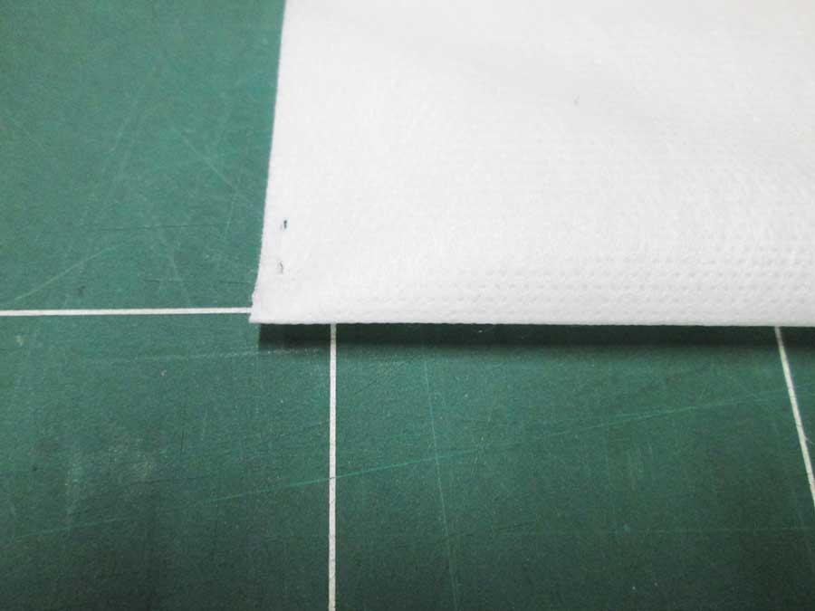 不織布マスク 作り方12