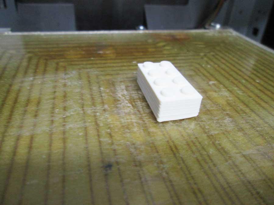DAISO 300円 ブロック 3Dプリンタ4