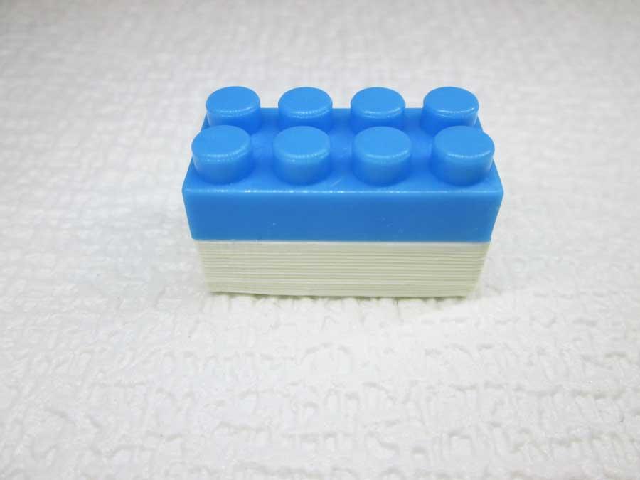 DAISO 300円 ブロック 3Dプリンタ8