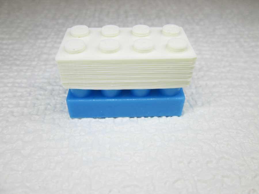 DAISO 300円 ブロック 3Dプリンタ9