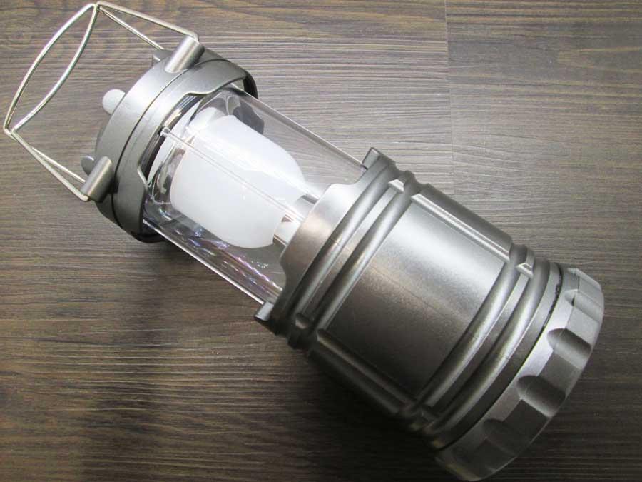 ダイソー 6SMD 伸縮ランタン 中身3