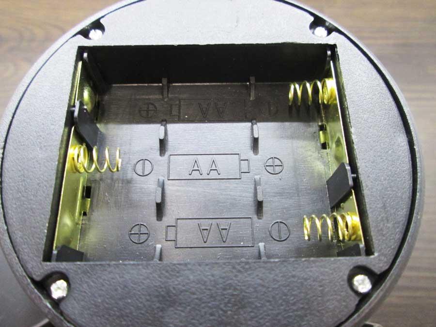 ダイソー 6SMD 伸縮ランタン 中身12