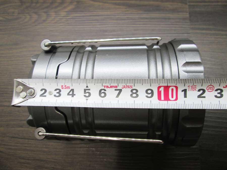 ダイソー 6SMD 伸縮ランタン 中身6