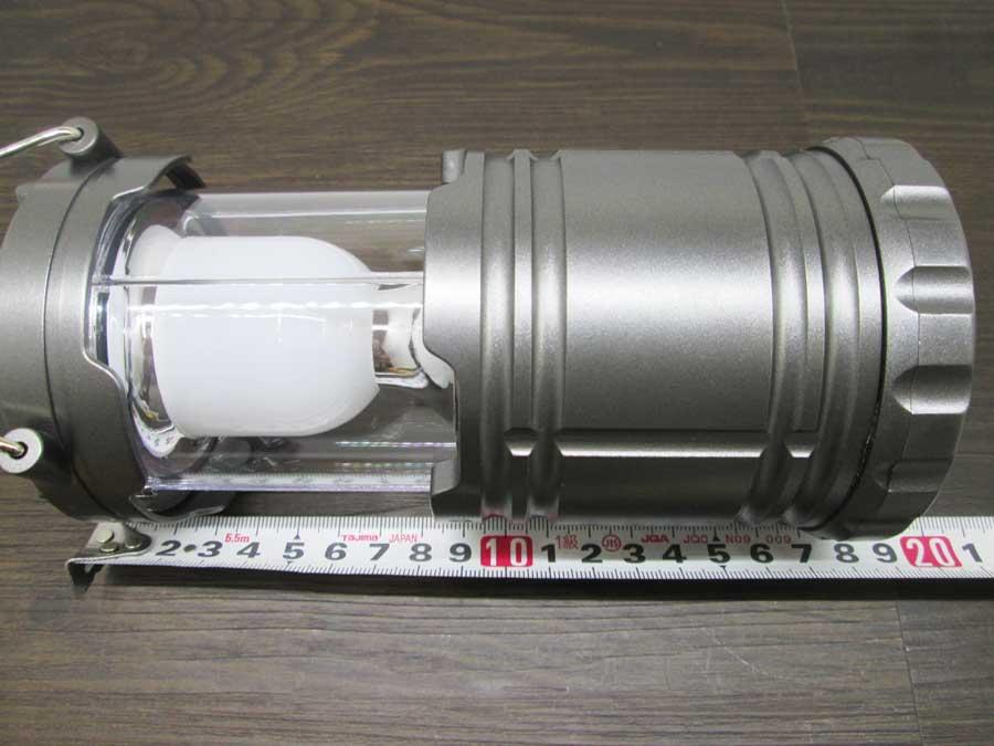 ダイソー 6SMD 伸縮ランタン 中身8