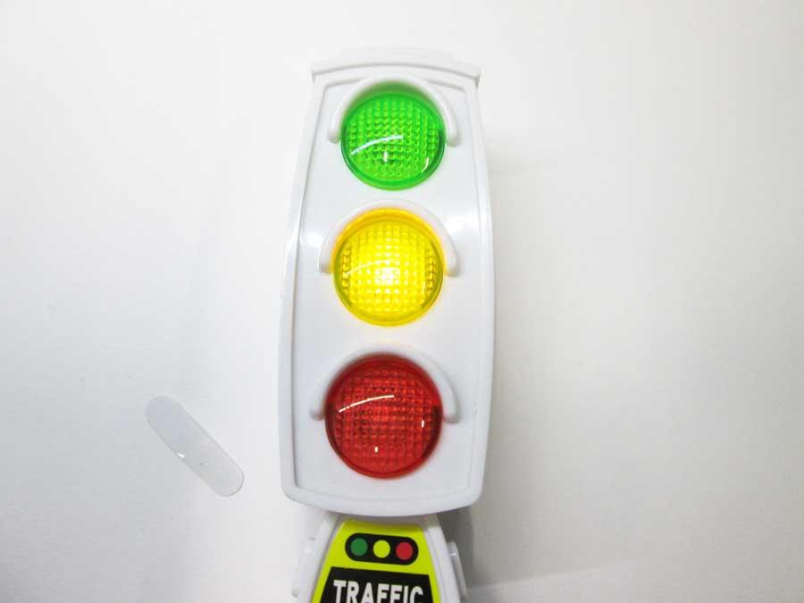Seria フラッシュ信号機 フラッシュモード黄