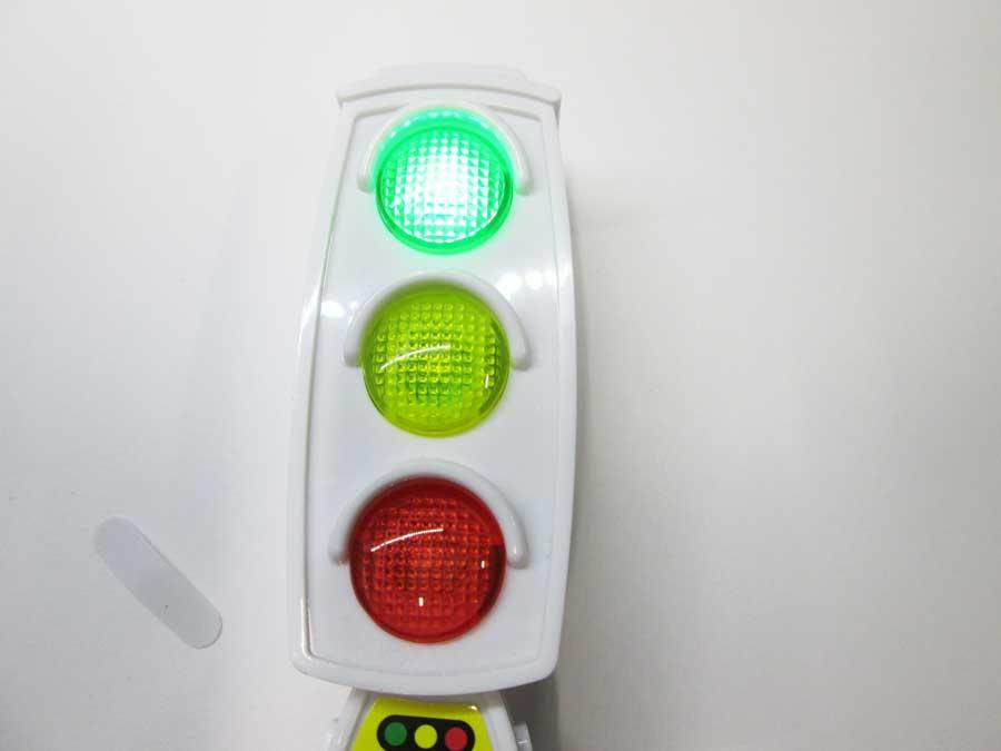 Seria フラッシュ信号機 信号機モード