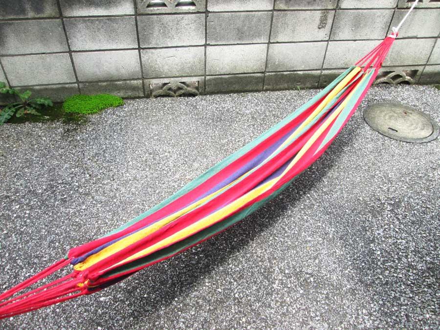 DAISO 500円 ハンモック