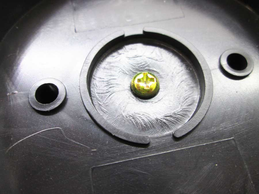 ダイソー 6SMD 伸縮ランタン 分解4