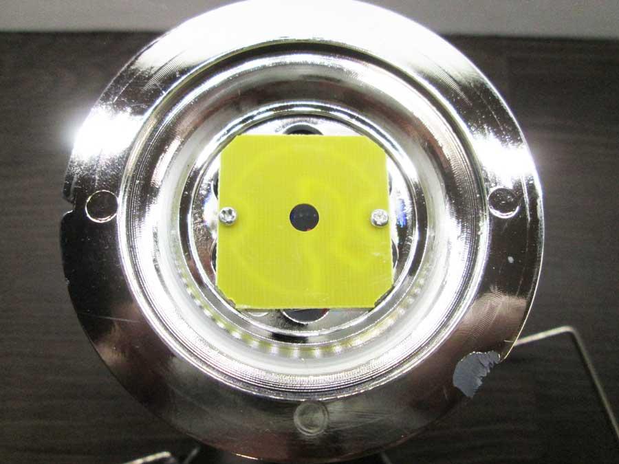 ダイソー 6SMD 伸縮ランタン 分解7