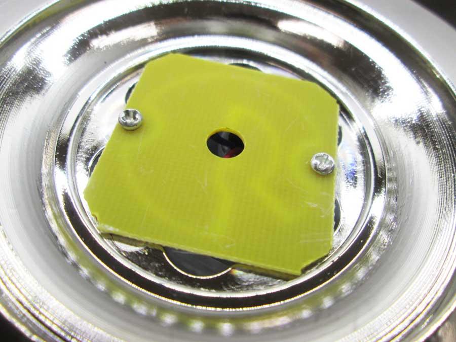 ダイソー 6SMD 伸縮ランタン 分解10