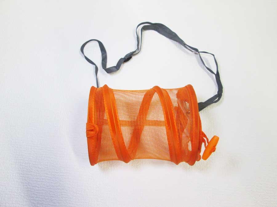 DAISO 伸縮虫とりネット 折り畳み虫かご2